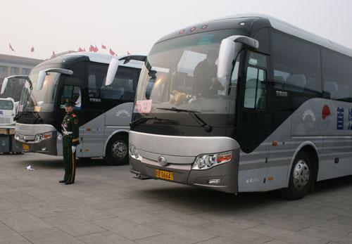 北京首汽约车包车:19-34座宇通旅游客车