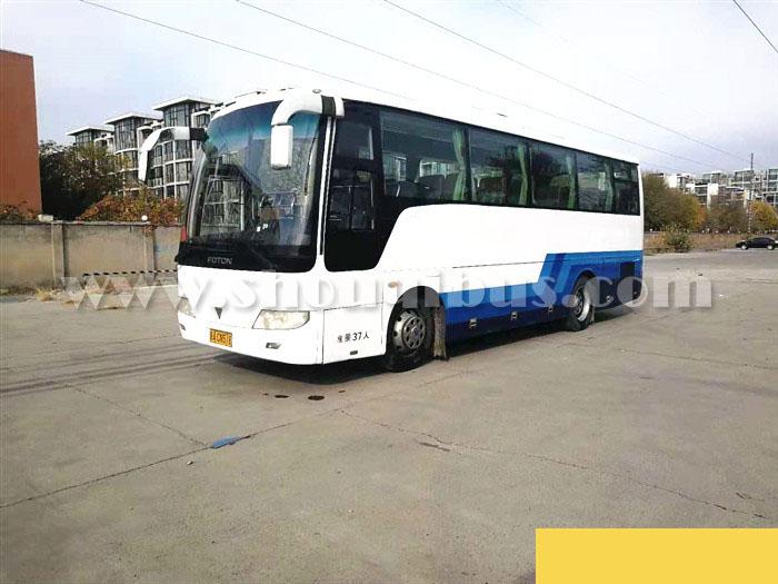 北京35座福田大巴到顶秀小镇当日往返包车