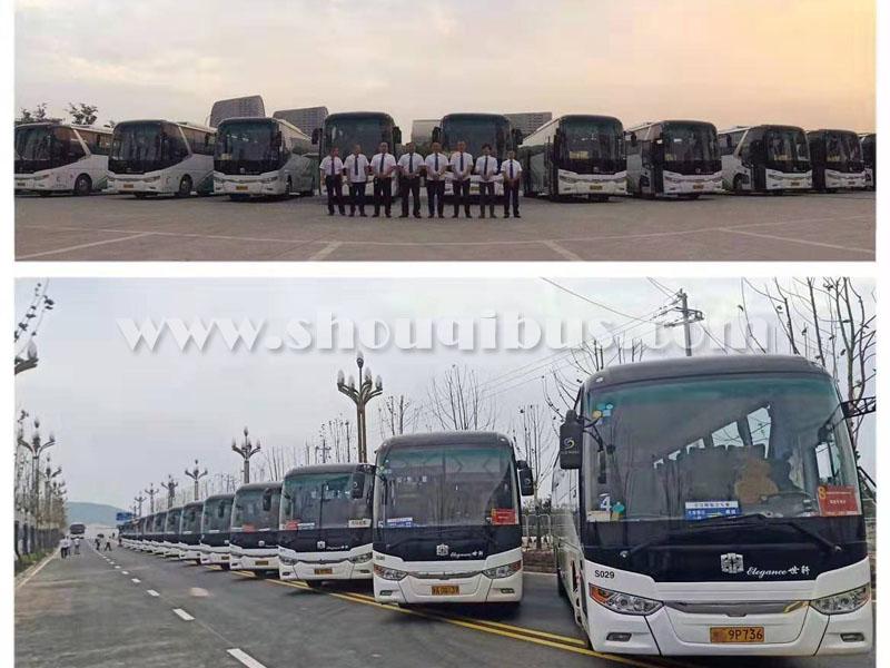 北京旅游接送包车报价 市内一日游包车价格表