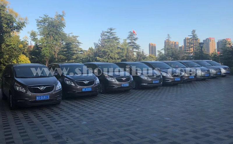 北京到天津租别克商务车多少钱?