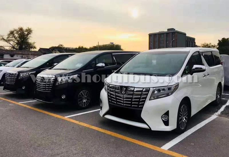 北京租埃尔法有哪几种类型,怎么租车?