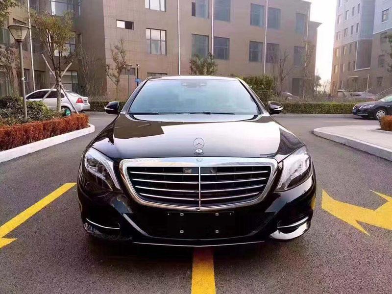 北京首汽豪华商务租车价格_新款奔驰S级