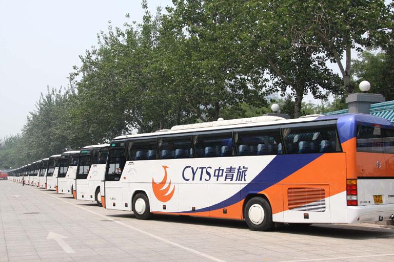 北京旅游大巴租车价格_中青旅大巴包车费用