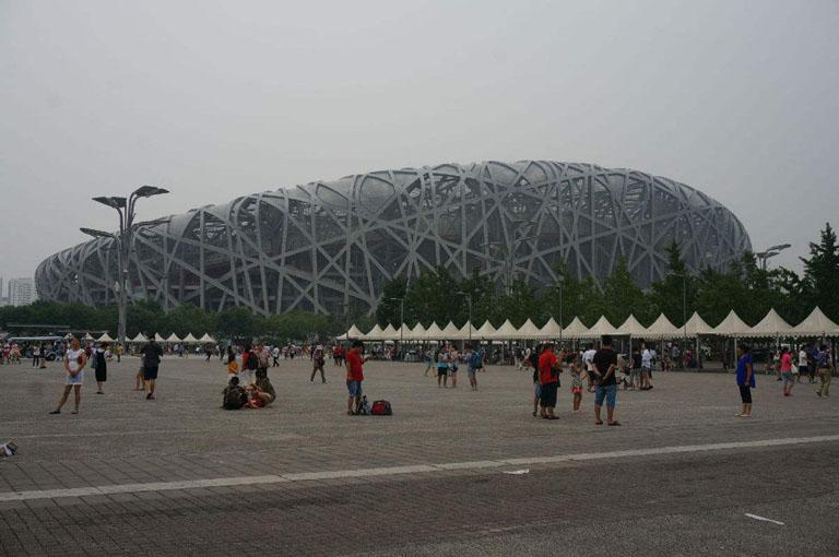 北京八达岭长城-鸟巢一日游包车服务