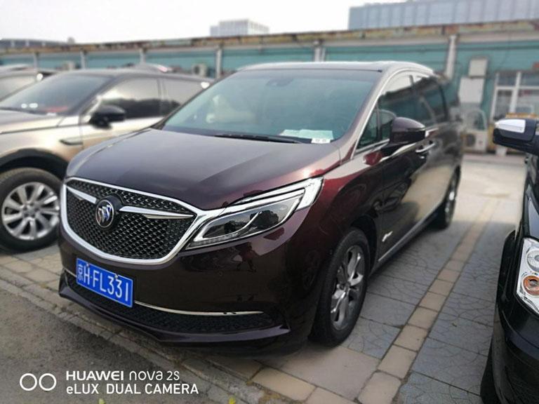 北京商务车租车:7座别克GL8公务舱一天价格