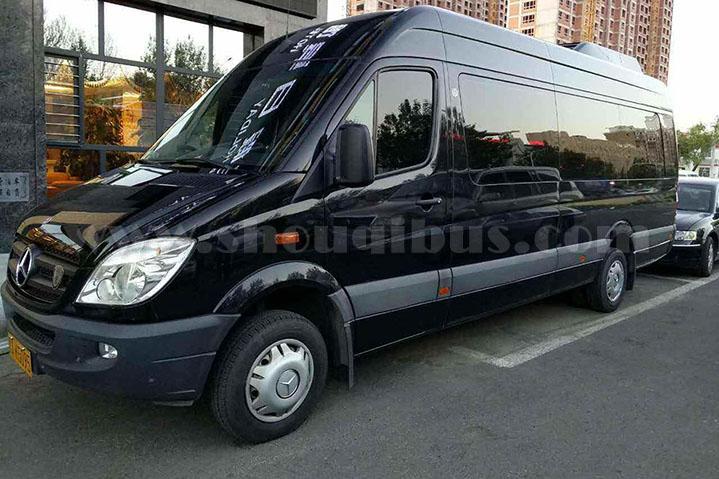 北京奔驰斯宾特(17座)租车价格