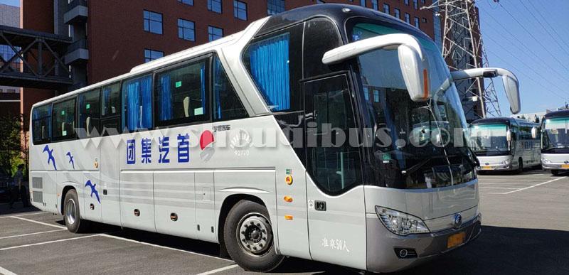 北京首汽约车包车:55座大巴车租赁