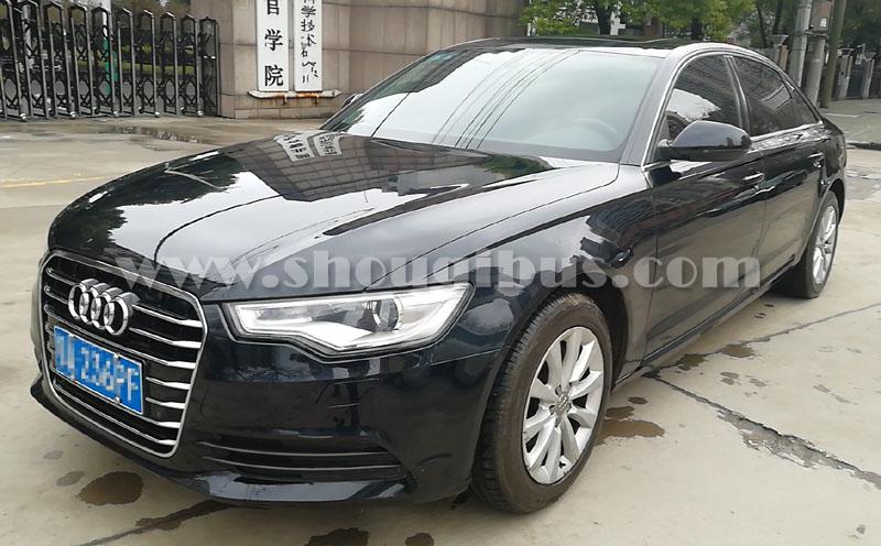 北京首汽约车日租:奥迪A6L(5座)8小时租车价格