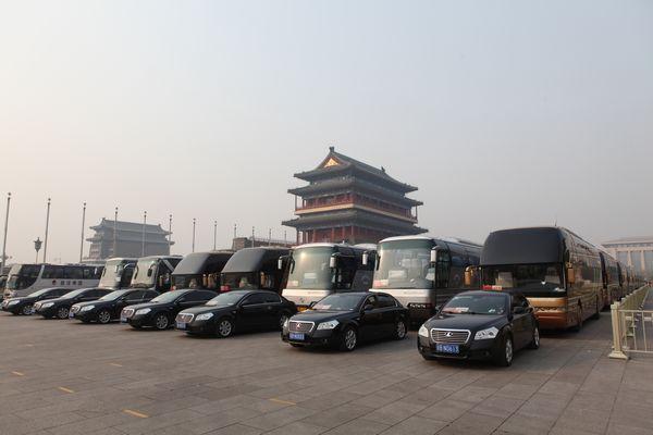 首汽租车:全国网点直营,服务标准统一更专业