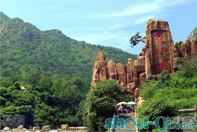 北京去平谷赏桃花+石林峡+京东大溶洞包车二日游