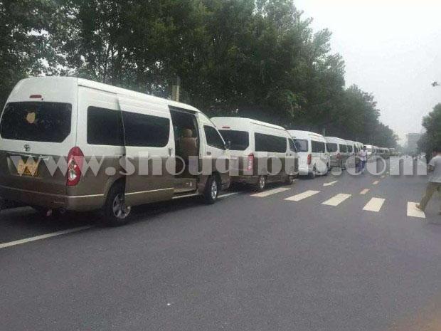 北京旅游大巴车队:北京周边旅游包车价格