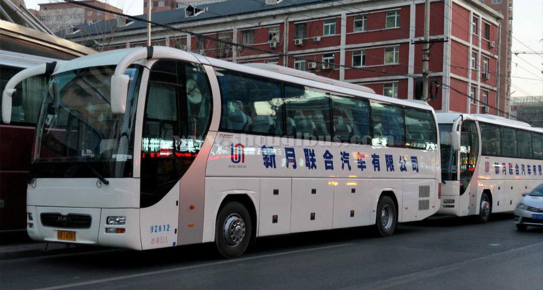 宇通曼MAN大型客车