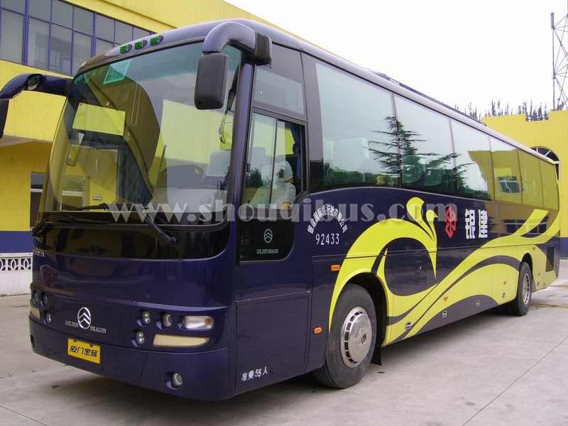 北京银建旅游大巴车租赁