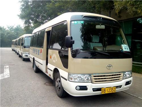 首汽巴士旅游有限公司完成2014中网交通服务保障任务
