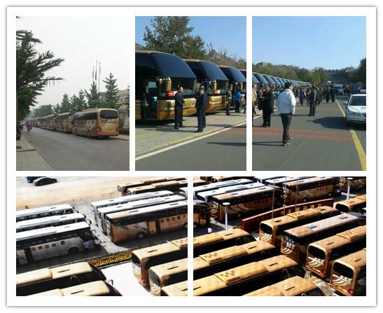 首汽巴士旅游公司完成多项大型交通服务任务