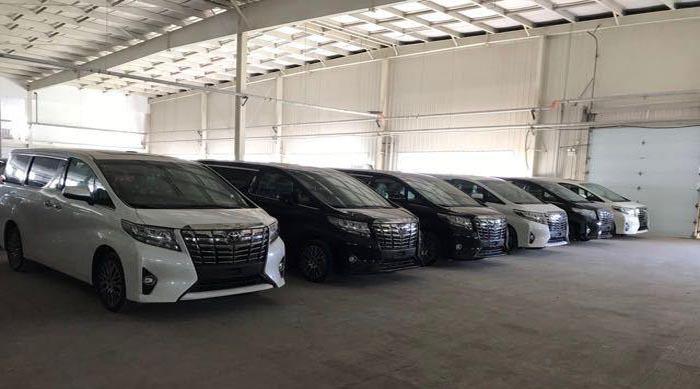 2018款丰田埃尔法尊贵版豪华版全新上市,租车预订