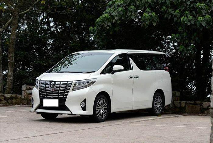 丰田埃尔法政府接待 酒店商务接待租车首选