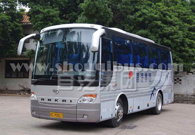 37座中巴车:宇通中巴ZK6127HA1