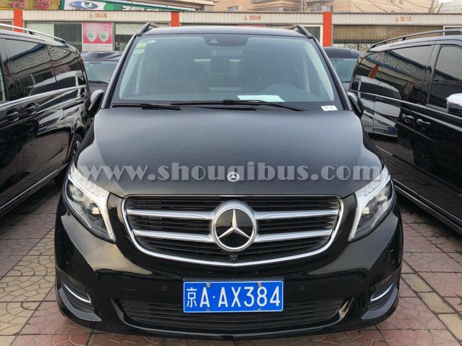 北京奔驰V-260租车价格,奔驰V-260带司机租车