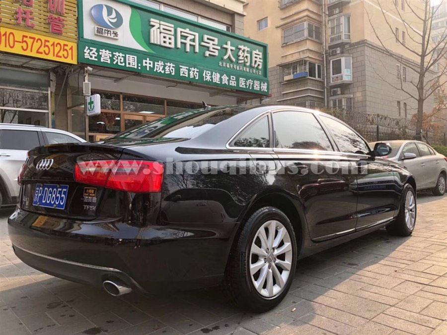 北京奥迪A6L租车价格,奥迪A6带司机租车
