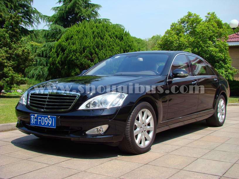 北京奔驰S500租车价格,奔驰S500带司机租车