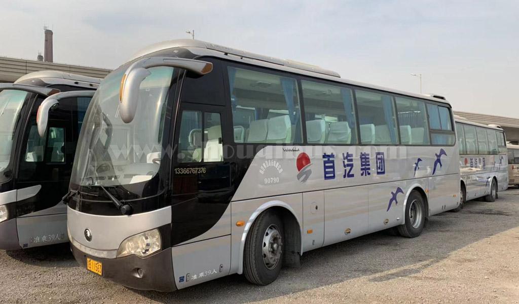 北京首汽租车-让你每天上下班都有班车接送