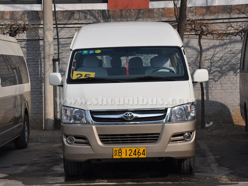 北京租中巴一天多少钱?首汽中巴租车费用怎么算