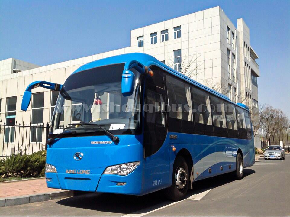首汽大巴车:47座厦门金龙XMQ6101