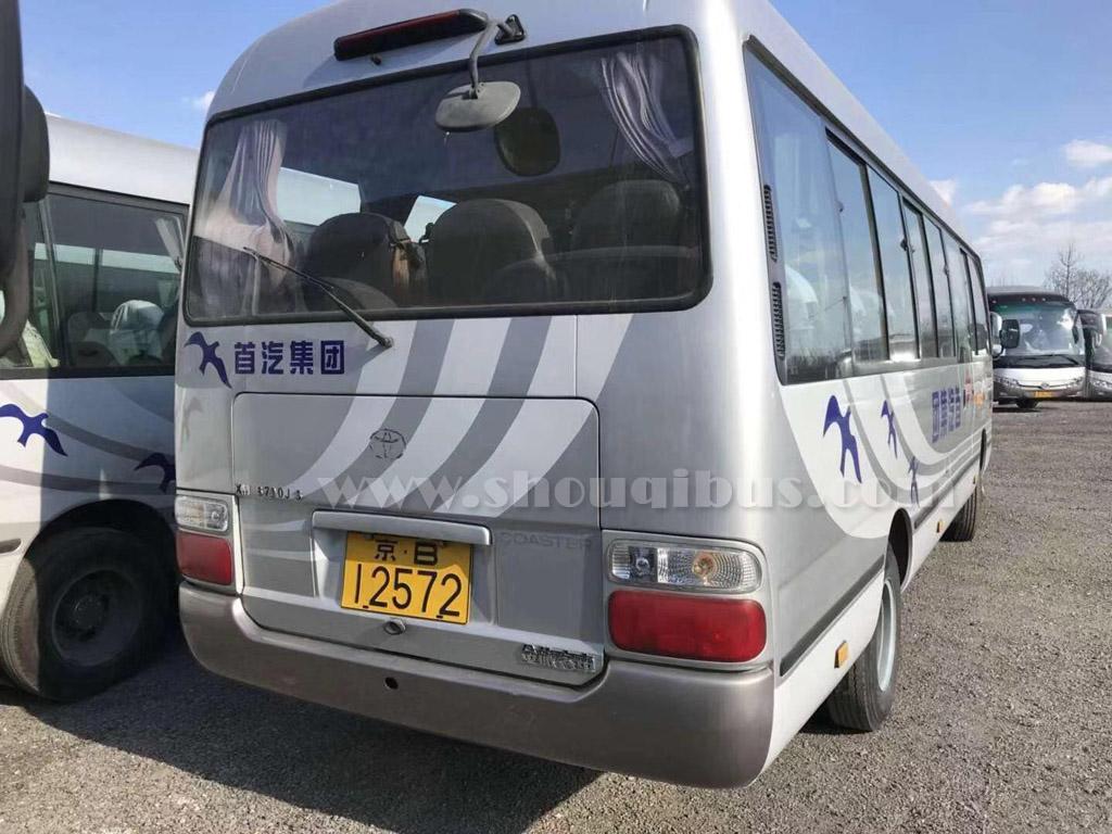 首汽小型客车:22座金旅XML6700C