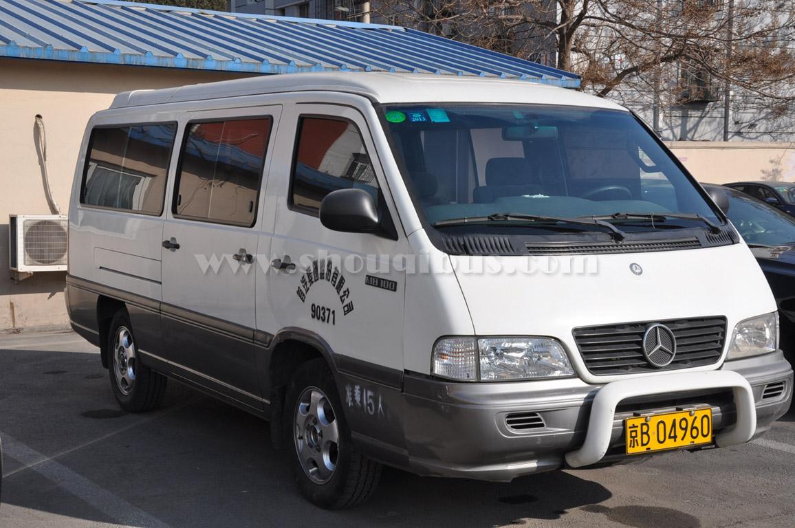 北京首汽中巴租赁11-20座价格,都有哪些车型?