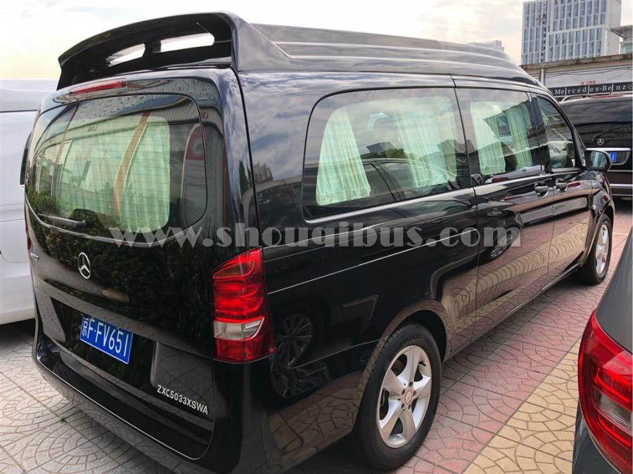 北京奔驰威霆vito租车价格