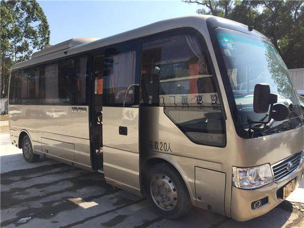 北京20座宇通ZK6710D1中巴车租赁