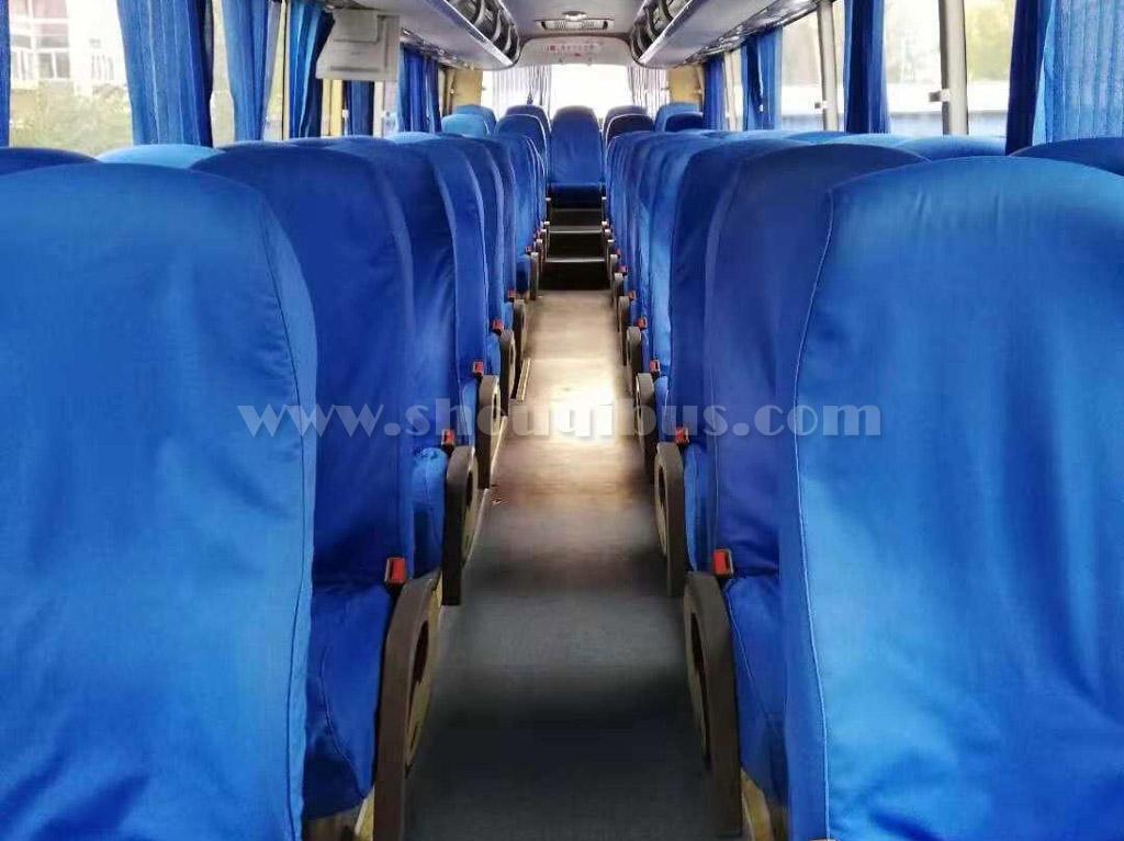 北京53座宇通旅游团体客车